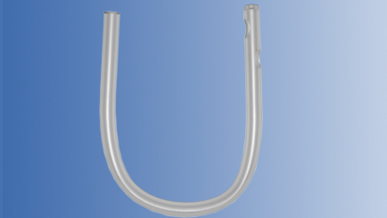 Ileostomy and Urostomy catheter tube